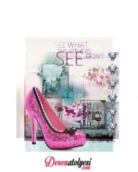 Bak Güzel Bir Ayakkabı