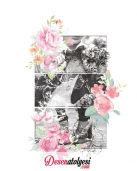 Karanlık Soluk Çiçekler